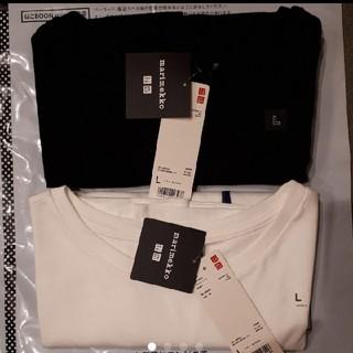 マリメッコ(marimekko)のマリメッコ ユニクロ コラボTシャツ(Tシャツ(半袖/袖なし))