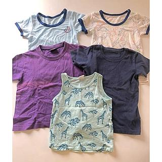 ニシマツヤ(西松屋)の西松屋 肌着 Tシャツ サイズ100(Tシャツ/カットソー)