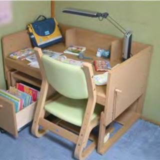 カリモクカグ(カリモク家具)のカリモク 学習机(学習机)