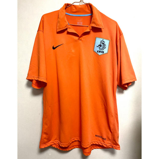 ナイキ(NIKE)のナイキNIKE サッカーオランダ代表 KNVB ユニフォームシャツ(ウェア)