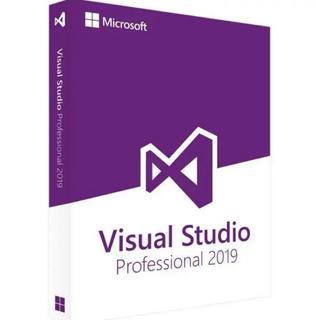 Visual Studio Pro 2019 ライセンス