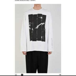 ラッドミュージシャン(LAD MUSICIAN)のLONG SLEEVE BIG T-SHIRT 新品(Tシャツ/カットソー(七分/長袖))