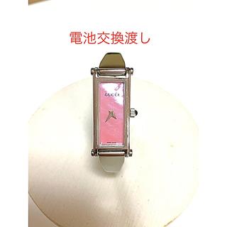 グッチ(Gucci)のGUCCI 腕時計(レディース)(腕時計)