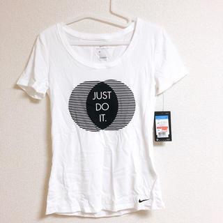 ナイキ(NIKE)の新品 未使用 NIKE ナイキ フィットネスウェア 半袖 JDI Tシャツ M(Tシャツ(半袖/袖なし))