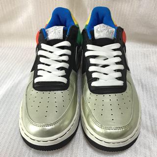 ナイキ(NIKE)の新品未使用 2004 オリンピックカラー Nike Air Force 1(スニーカー)