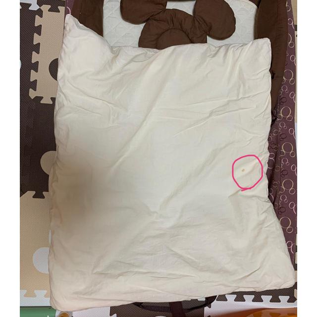 Disney(ディズニー)のディズニー 持ち運びベビーベッド コンパクトベビーベッド キッズ/ベビー/マタニティの寝具/家具(ベビーベッド)の商品写真