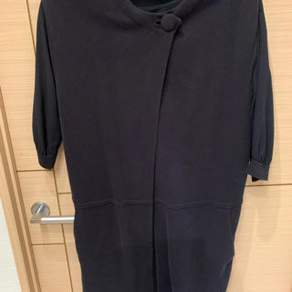 アンテプリマ(ANTEPRIMA)のアンテプリマ アンサンブル ブラックドレス(ひざ丈ワンピース)