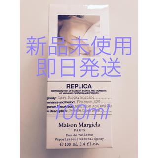 マルタンマルジェラ(Maison Martin Margiela)のメゾン マルジェラ 香水 レプリカ レイジーサンデーモーニング 100ml(ユニセックス)
