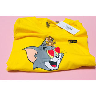 Kith tom and jerry  Tシャツ