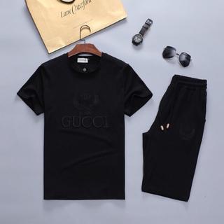 グッチ(Gucci)のGucci Tシャツ 半袖 ショートパンツ セット(ショートパンツ)