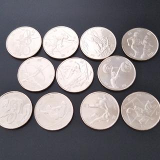 東京オリンピック□2020記念(貨幣)