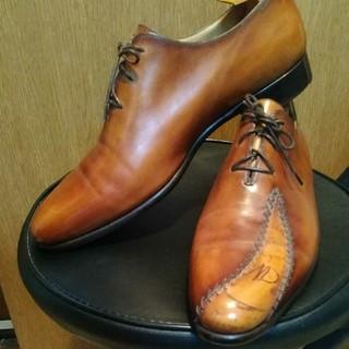 ベルルッティ(Berluti)のベルルッティカリグラフィーオックスフォード  革靴 ビジネスシューズ(ドレス/ビジネス)