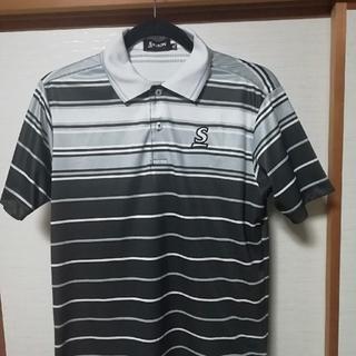 スリクソン(Srixon)のスリクソンゴルフ半袖ポロシャツ M (ウエア)