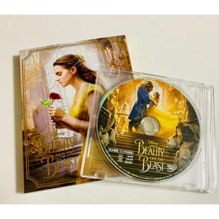 ディズニー(Disney)の美女と野獣 MovieNEX('17米) DVDのみ(キッズ/ファミリー)
