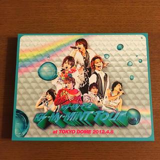 Kis-My-Ft2 - Kis-My-MiNT Tour キスマイミントツアー ブルーレイ