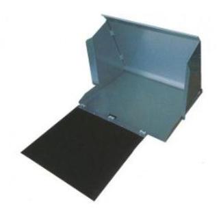 精品工房 切断機火花カバー アルミ製 簡易型 SH3024(その他)