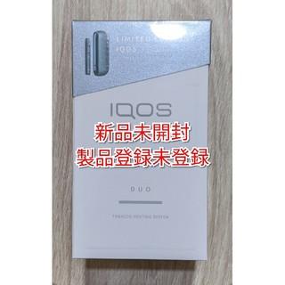 アイコス(IQOS)のIQOS3 DUO ルーシッドティール(その他)