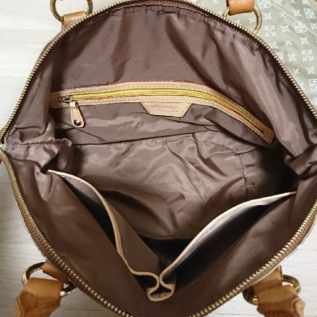 Russet(ラシット)のrusset・ラシット【ショルダー付きハンドバッグ】 レディースのバッグ(ハンドバッグ)の商品写真