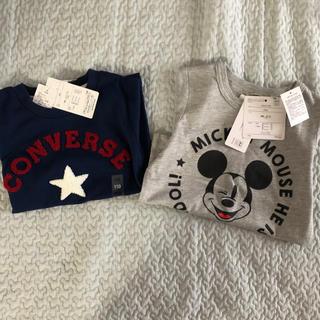 コンバース(CONVERSE)のティシャツ 110(Tシャツ/カットソー)