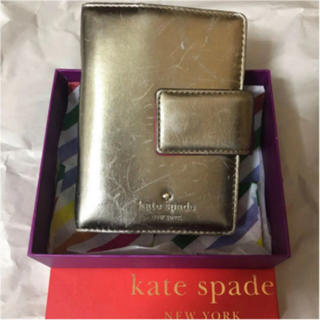 ケイトスペードニューヨーク(kate spade new york)のケイトスペード  手帳(カレンダー/スケジュール)