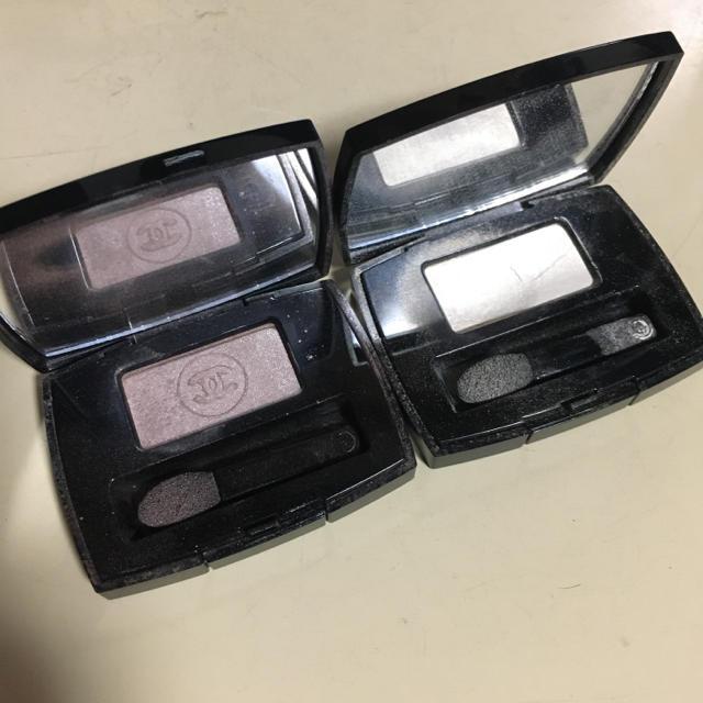 CHANEL(シャネル)のCHANEL アイシャドウ セット コスメ/美容のベースメイク/化粧品(アイシャドウ)の商品写真