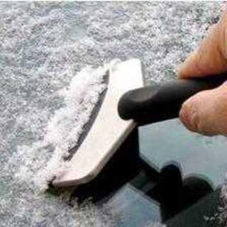 ☆SALE☆ 車 雪かき スクレーパー スノー アイス 窓 ガラス スクレイパー(その他)