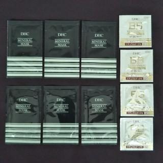 ディーエイチシー(DHC)のDHC試供品☆薬用ミネラル マスク(粘土パック)・BBクリーム(パック/フェイスマスク)