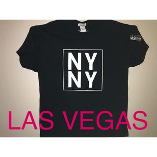 Tシャツ【ラスベガス購入品】NYNY/XL