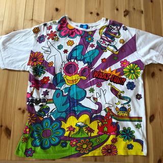 ディズニー(Disney)の3Lサイズ ディズニーリゾート デイジーTシャツ(Tシャツ(半袖/袖なし))