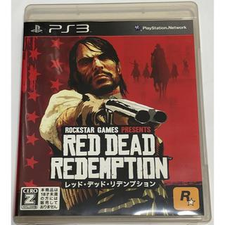 プレイステーション3(PlayStation3)のレッド・デッド・リデンプション PS3(家庭用ゲームソフト)