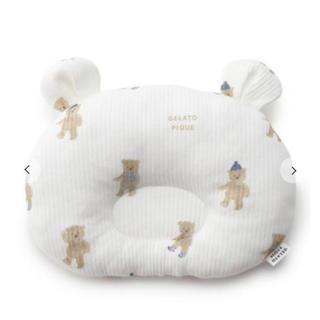 ジェラートピケ(gelato pique)のジェラートピケ テディベア ピロー 枕 baby(枕)