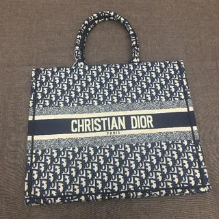 クリスチャンディオール(Christian Dior)のディオール ブックトート スモール(トートバッグ)