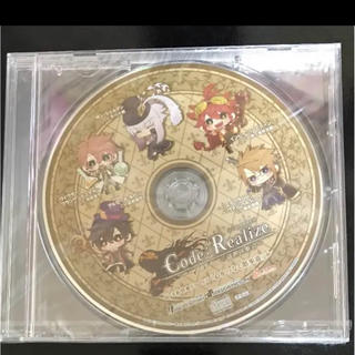 プレイステーションヴィータ(PlayStation Vita)のCode:Realize〜創世の姫君〜 予約特典CD(キャラクターグッズ)