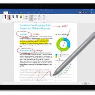 Microsoft - Surface ペン ブルー レッド