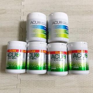 AQUO ボトルガム 6本セット(菓子/デザート)