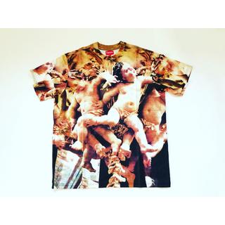 シュプリーム(Supreme)の(M)キムタク着Supreme Putti TeeシュプリームプッティTシャツ(Tシャツ/カットソー(半袖/袖なし))