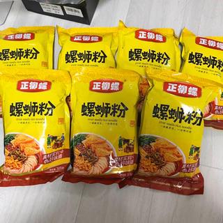 螺蛳粉 7袋 (麺類)