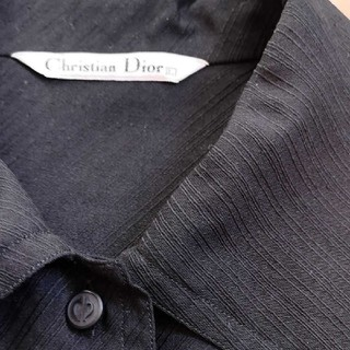 クリスチャンディオール(Christian Dior)のChristian Diorブラウスビンテージ(シャツ/ブラウス(長袖/七分))