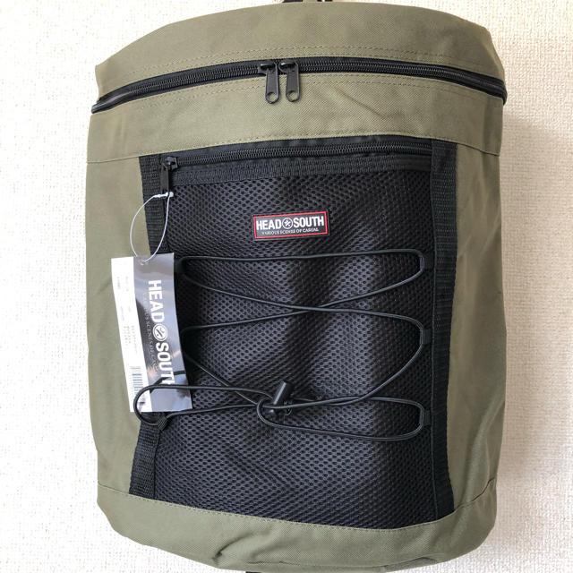 HEAD SOUTH ヘッドサウス 大 新品 バックパック リュック  メンズのバッグ(バッグパック/リュック)の商品写真