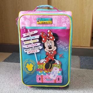 ディズニー(Disney)のミニー  キャリーケース(スーツケース/キャリーバッグ)