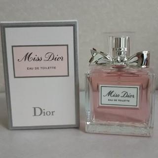 クリスチャンディオール(Christian Dior)の★新品!未使用!★ミス ディオール オードゥ トワレ 50ml(香水(女性用))