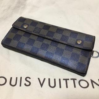 ルイヴィトン(LOUIS VUITTON)のルイヴィトン ダミエ アコルディオン 長財布(長財布)