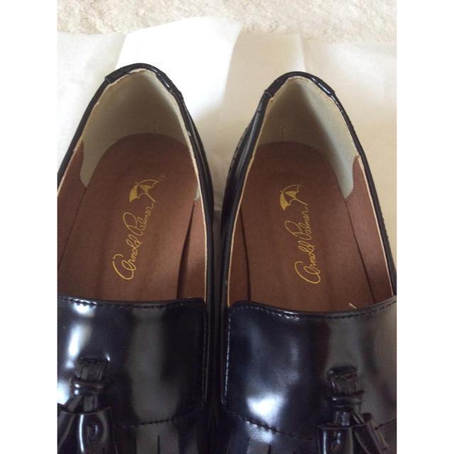 Arnold Palmer(アーノルドパーマー)の最終価格 アーノルドパーマー ローファー レディースの靴/シューズ(ローファー/革靴)の商品写真