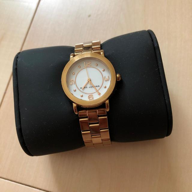 MARC JACOBS(マークジェイコブス)のMARC JACOBS レディースのファッション小物(腕時計)の商品写真