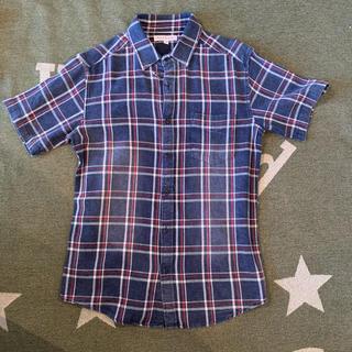 アベイル(Avail)の新品未使用タグ付き 半袖 シャツ 綿100% M(シャツ)