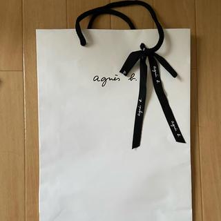 アニエスベー(agnes b.)のagnes b.ショップ袋(ショップ袋)