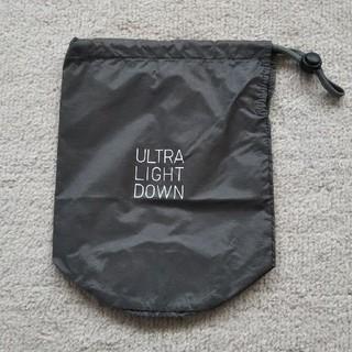 ユニクロ(UNIQLO)のUNIQLO☆収納ポーチ/ウルトラライトダウン袋(ポーチ)