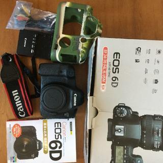 キヤノン(Canon)のCanon EOS 6D(デジタル一眼)