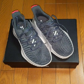 アディダス(adidas)のアディダス スポーツシューズ アルファバウンス TR 26.0cm(シューズ)