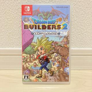 Nintendo Switch - ドラゴンクエストビルダーズ2 破壊神シドーとからっぽの島 Switch ソフト